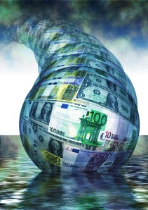 Money ball - decorative